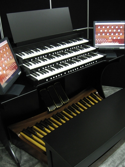 Hauptwerk Virtual Pipe Organs